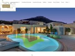 Kouros Art - 4 * Ξενοδοχείο - Στελίδα - Νάξος - Κυκλάδες