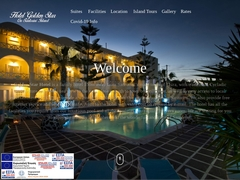 Golden Star - Ξενοδοχείο 2 * - Φηρά - Θήρα - Σαντορίνη - Κυκλάδες