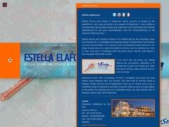 Estella Studios Hôtel 3 Clés, Île d'Elafonissos, Laconie, Péloponnèse