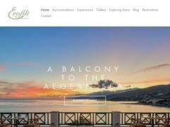 Erofili Beach Hotel - Armenistis