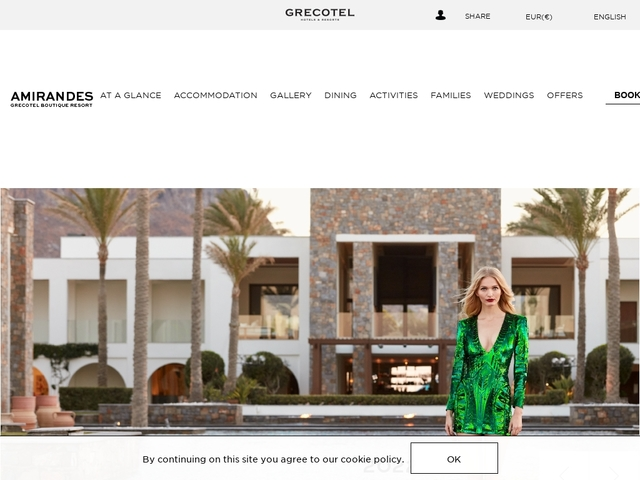 Grecotel Amirandes - Luxury Collection ***** - Gouves/Heraklion/Crete