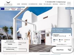 Aressana hotel - Luxury Suites***** - Fira/Santorini