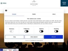 Santo Maris Hotel - Luxury Collection***** - Oia/Santorini
