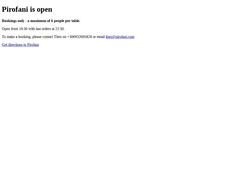 Hydra - Pirofani Restaurant - Kamini