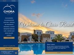 Chora Resort & Spa