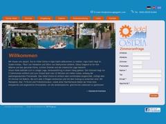 Ostria - Hôtel 2 * - Agia Galini - Rethymnon - Crète