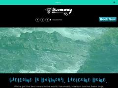 Harmony Restaurant - Mylopotas beach