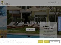Civitel Attik Hôtel - Banlieue Nord-Est d'Athènes - Amaroussi -