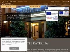 Katerina Hôtel - Metaxourgio - Athènes