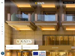 Nafs - Hotel 4 * - Ναύπακτος - Αιτωλία-Ακαρνανία - Κεντρική Ελλάδα