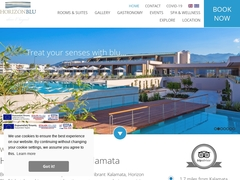 Horizon Blu - 5 * Hotel - Kalamata - Messinia - Peloponnese