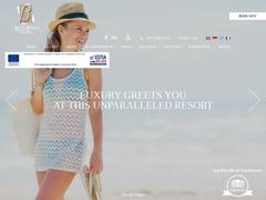 Buca Beach Resort (Neilson) Hotel 5* - Analipsi, Messinia, Peloponnese