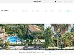 Filoxenia (Grecotel) - Hôtel 4 * - Kalamata - Messénie - Péloponnèse
