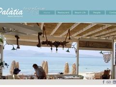 Naxos - Palatia Restaurant - Agia Anna