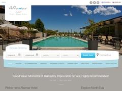 Altamar - Hotel 3 * - Pefki - Artemisio - Evia - Central Greece