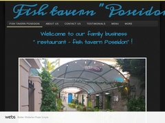 Ithaca - Taverne Poseidon - Vathy
