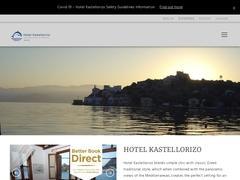 Megisti - Kastellorizo Boutique Hotel