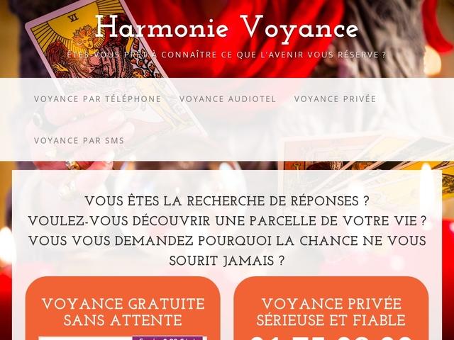 http://harmonie-voyance.com