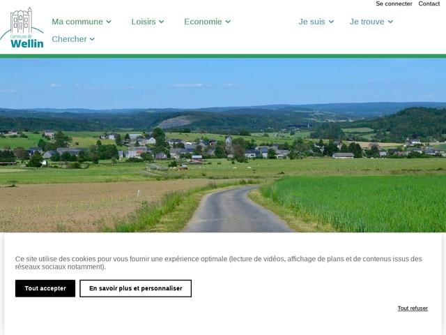 Commune de Wellin