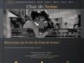 Salon de chat de Nemo - Accueil