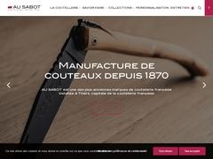 Coutellerie au Sabot Sarl - (63) - Manufacture de Coutellerie.