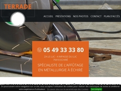 Terrade Sarl - (79) - Fabricant-Rectif-Affûtage Outils coupants