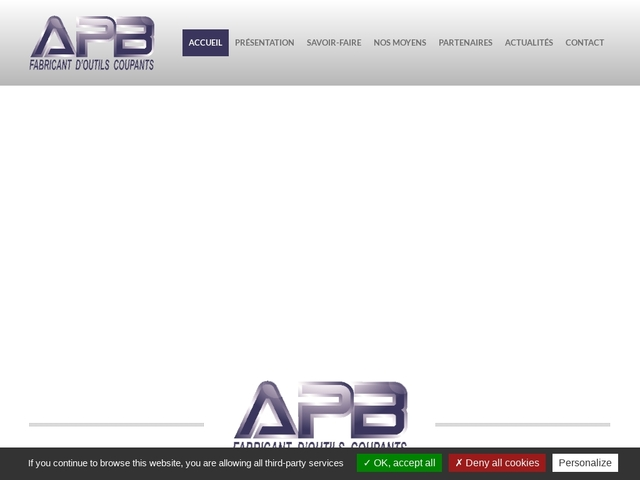 A.P.B sa - (80) - Fabricant Outils - Fournitures Industries