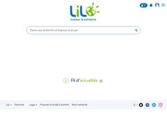 Lilo - un moteur de recherche utile