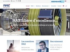 N.A.E - Normandie Aéro-Espace - (76) - Pôle d'excellence
