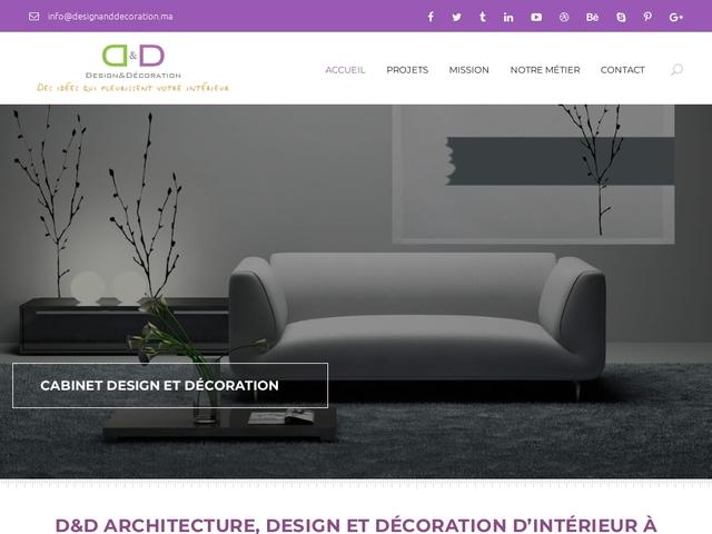 Cabinet design intérieur | design & décoration