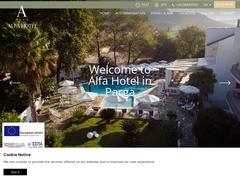 Parga - Alfa Hotel
