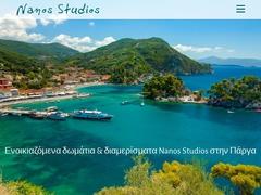 Parga - Nanos Studios