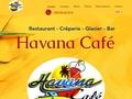 restaurant Havana Café,au Trois-Îlets en Martinique ,
