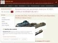 Re-motorisations JOUEF, Hornby, Imprimante 3D, Filaments PLA