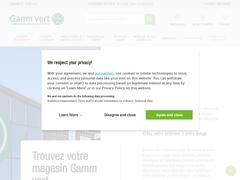Gamm vert, jardinerie-animalerie