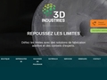 3D Industries - Spécialiste impression 3d