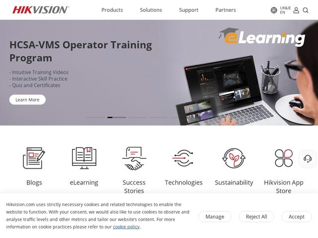 Hikvision UK & Ireland