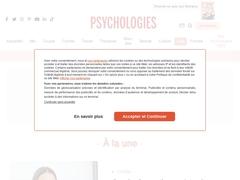 Psychologies Magazine - Sophie Marinopoulos