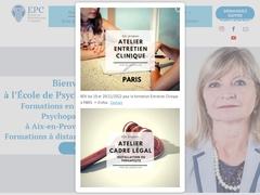 Ecole de Psychologie Clinique et Appliquée