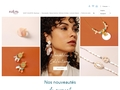 Nature Bijoux - Bijoux en matières naturelles - Nacres, perles, cornes, pierres, os - Paris