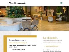La Monarde mobilier, décoration et jardin
