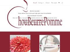 Pâtisserie et salon de thé Choubeurrepomme
