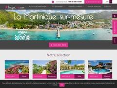 Tropic me, une agence de voyage spécialisée de la Martinique