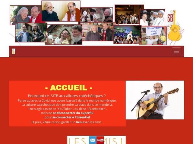 Jean Claude Giannada Association Saint Bruno