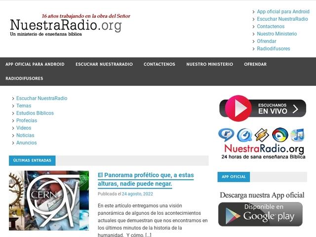 """Radio """"Nuestra"""""""