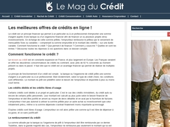 Le Mag du Crédit