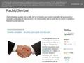 La Restructuration et le Redressement selon Rachid Sefrioui