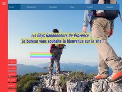 Les Gays Randonneurs de Provence