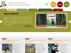 Protection des animaux sauvages