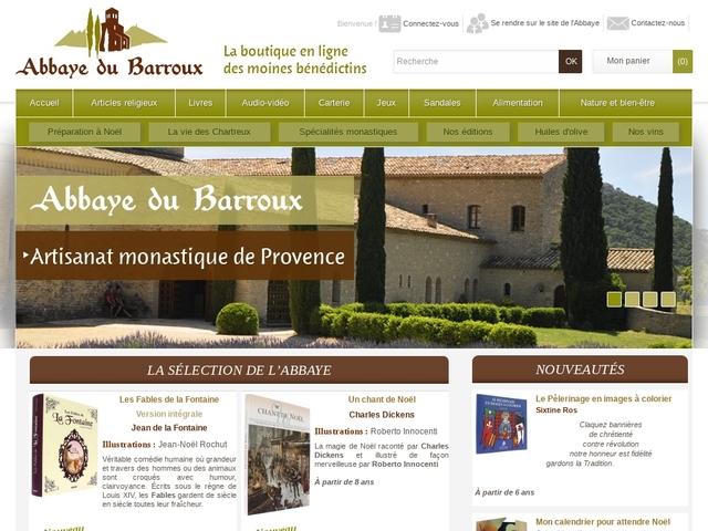 Abbaye du Barroux